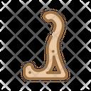 Rack Violin Color Icon