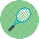 Racket Badminton Indoor Icon
