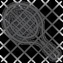 Racket Summer Olympics Olympics Sports Icon