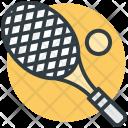 Racket Tennis Squash Icon