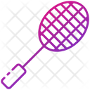 Racket Tennis Game Icon