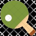 Racket Tennis Table Icon