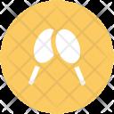 Rackets Tennis Squash Icon