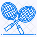 Badminton Equipment Sports Equipment Sports Accessory Icon