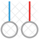 Rackets Tennis Game Icon
