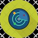 Radar Watch Spy Icon