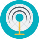 Radar Signal Tower Icon