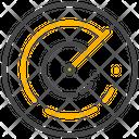 Radar Radis Range Icon