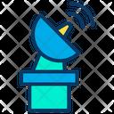 Antena Satelite Signal Icon