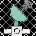 Radar Aerial Antenna Icon