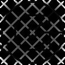 Radar Sonar Targets Icon