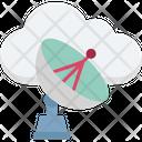 Radar Satellite Dish Dish Antenna Icon