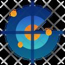 Satellite Tracking Radar Icon