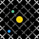 Radar Planet Universe Icon