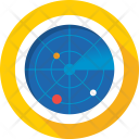 Radar Technology Radio Icon