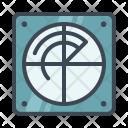 Radar Detect Locator Icon