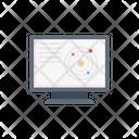 Radar Space Screen Icon