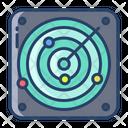 Xradar Icon