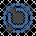 Radar Universe Space Icon