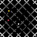 Radar Satellite Navigation Icon