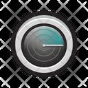 Radar Network Internet Icon
