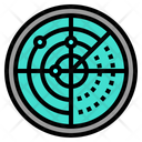 Radar Maps Location Icon