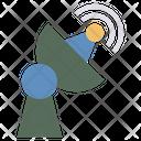 Radar Radio Wave Antenna Icon
