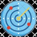 Radar Military Proximity Icon
