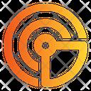 Radar Flight Signal Icon