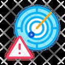 Radar Alert Icon
