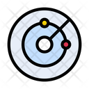Radar Scan Nearby Icon