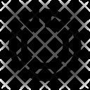 Radial Diagram Piechart Icon