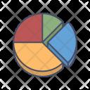 Radial Diagram Chart Icon