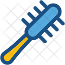 Vented Brush Radial Icon