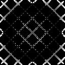 Halftone Circle Radial Radial Halftone Circle Icon