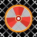 Radiation Power Energy Icon