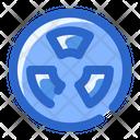 Radiation Ecology Radiator Icon