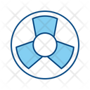 Radiation Nuclear Nuclear Science Icon