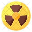 Radiation Radioactive Energy Emission Icon