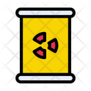 Radiation Nuclear Power Icon