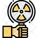 Radiation Radioactive Nuclear Icon
