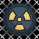 Radiation Radioactive Energy Icon