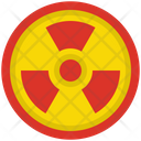 Radiation Radiology Nuclear Icon