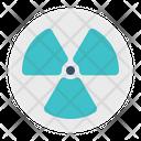 Radiation Danger Radioactive Icon