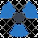 Radiation Radioactive Radioactivity Icon