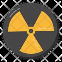 Radiation Warning Radiation Alert Radioactive Icon
