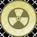 Radiation Turbine Energy Icon
