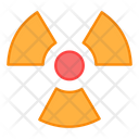 Radiation Radioactive Irradiation Icon