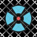 Radiation Zone Turbine Icon