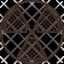 Radiation Radiology Dangerous Icon